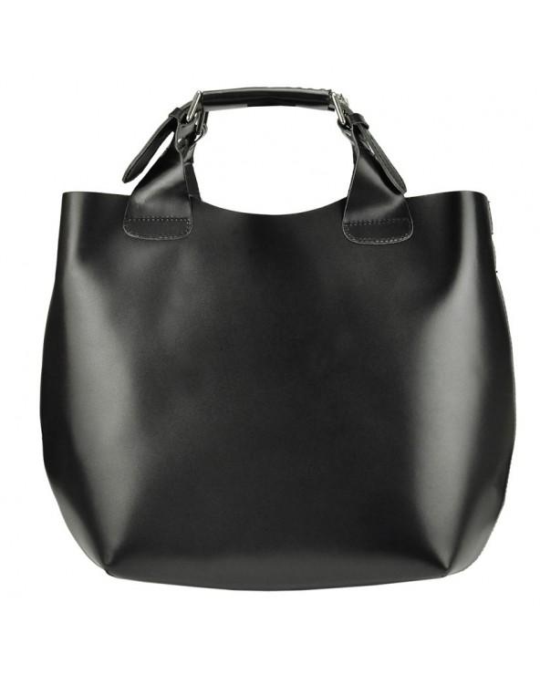 db79dbedf3844 Shopper bag zarka włoska torba skórzana camel - Sklep internetowy ...