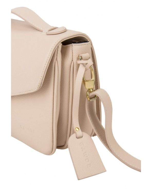 Skórzany kuferek Alesandra skórzana torebka Gawor