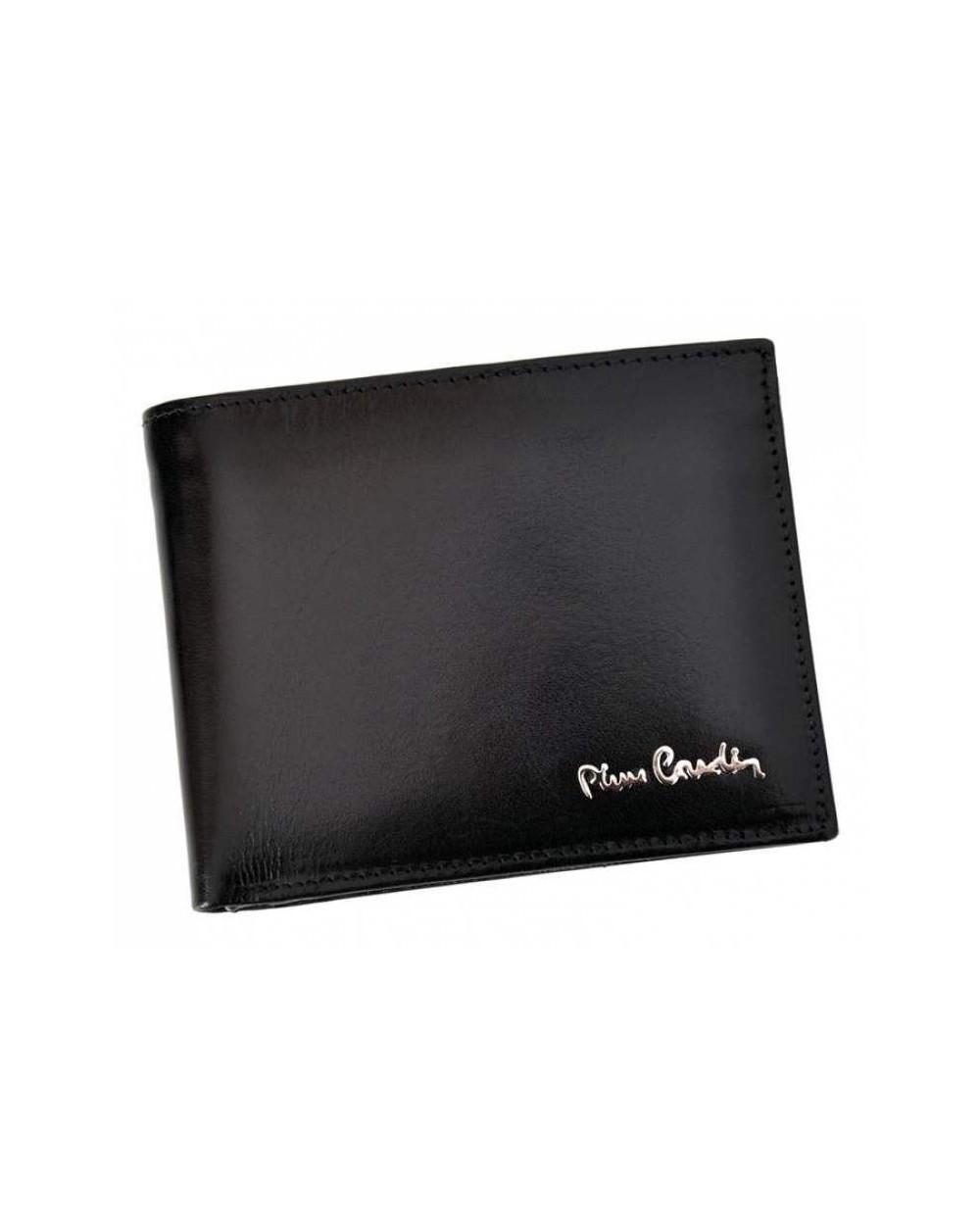 Portfel Męski Pierre Cardin Klasyczny Skórzany