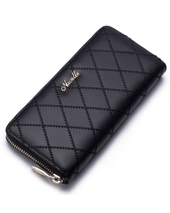 Modny zasuwany portfel