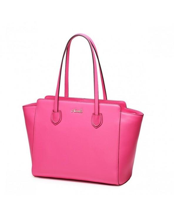 Duża i modna damska torebka na ramię