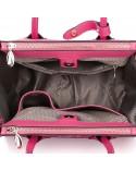 Damska torebka tote Różowy