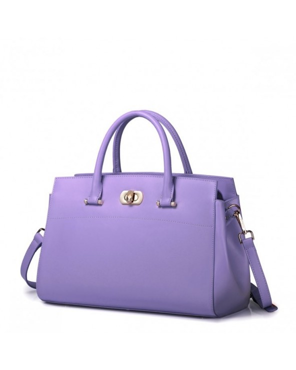 NUCELLE Klasyczna torebka Purpurowa