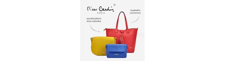 Skórzane torebki Pierre Cardin | Torebki damskie Sklep Stylowagalanteria.com